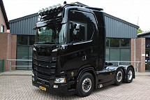 2019 Scania S650 V8 6x2 Edition 50 Year V8