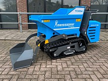 2020 Messersi TC100d Dumper