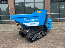 2020 Messersi TC100d Swivel Dumper
